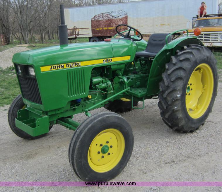 John Deere 950 Tractor Capacity Key Facts Every Operator