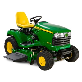 John Deere X740 compatible with 45 Loader