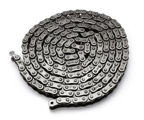 John Deere baler parts chain
