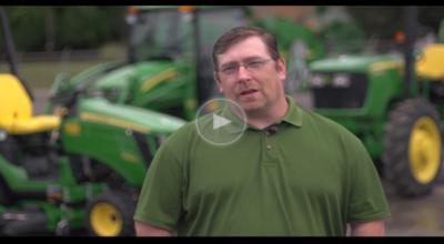 John Deere test drive video
