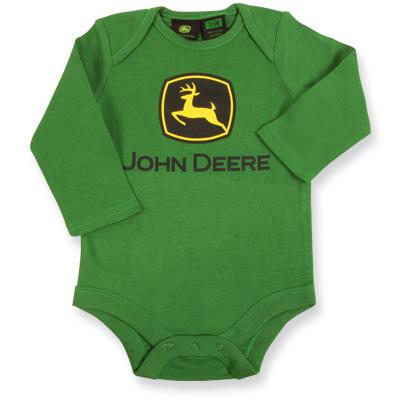 John Deere Baby Onseie