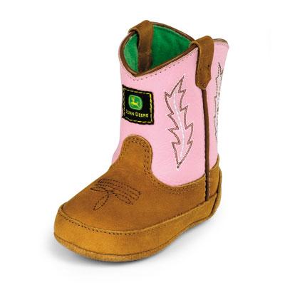 John Deere baby boot