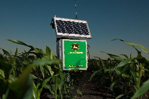 New environmental sensors add more data to John Deere Field Connect offerings