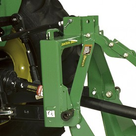 JD 3720 iMatch Quick Hitch