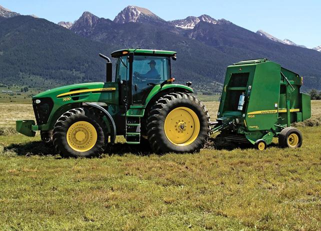 5 Used John Deere Balers That Simplify the Haymaking Process