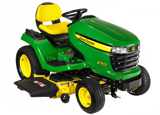 Garden Tractor Without Mower Deck : John deere lawn tractor ideal for homeowners