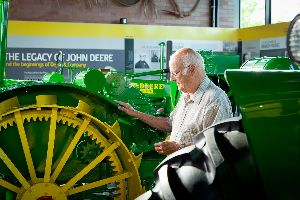 The 25th annual Antique Tractor and Engine Show will feature a variation of antique farm tractors