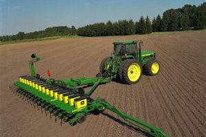 Corn planting in 2013 is off to a slow start among large corn producing states