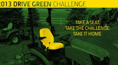 John Deere 2013 Drive Green Challenge event