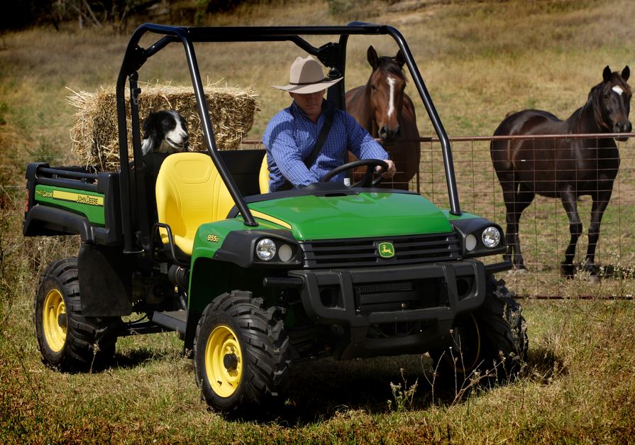 John Deere Gator >> How 4X4 Utility Vehicles Can Improve Farm Productivity