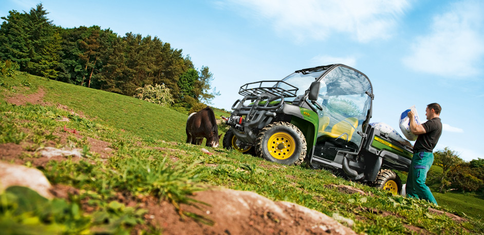 5 Maintenance Tips For Your John Deere Gator