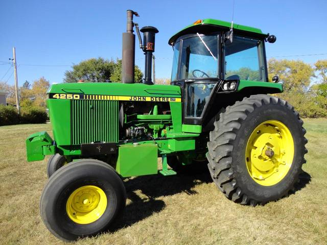 JD 4250 2WD Tractor