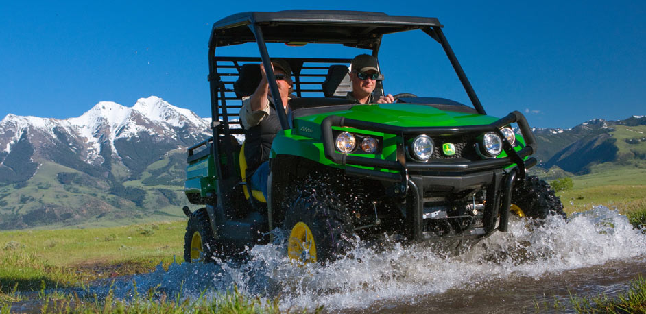 recreational utility Gator from JD
