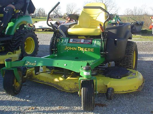 MachineFinder used Deere zero turn mower for sale