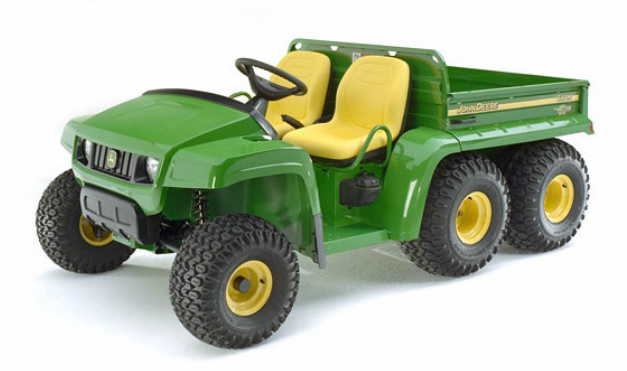 John Deere Gator TH model