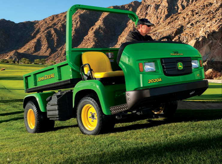 JD Gator Turf Vehicles ProGator