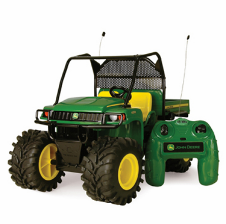 John Deere Monster Treads Radio Control Gator