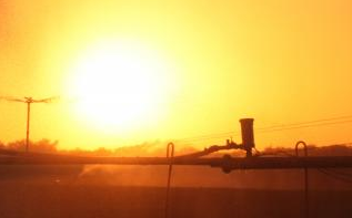 Above-average summer temperatures could affect farming in Nebraska