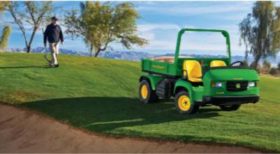 JD Golf utility vehicles