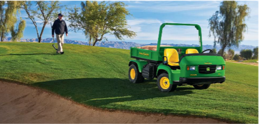 JD Golf Utility Vehicles