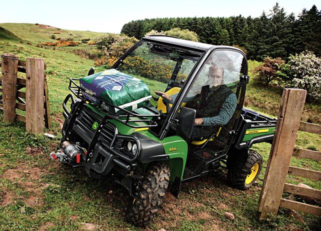 John Deere Gator Plow >> Diesel John Deere Gators: Three Vehicles Ready to Take on Any Task