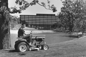 John Deere enthusiasts will gather in Horicon, Wisconsin July 26-28 to celebrate the 50th anniversary of the model 110 tractor