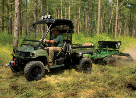 John Deere Gator Accessories Make It Your Own