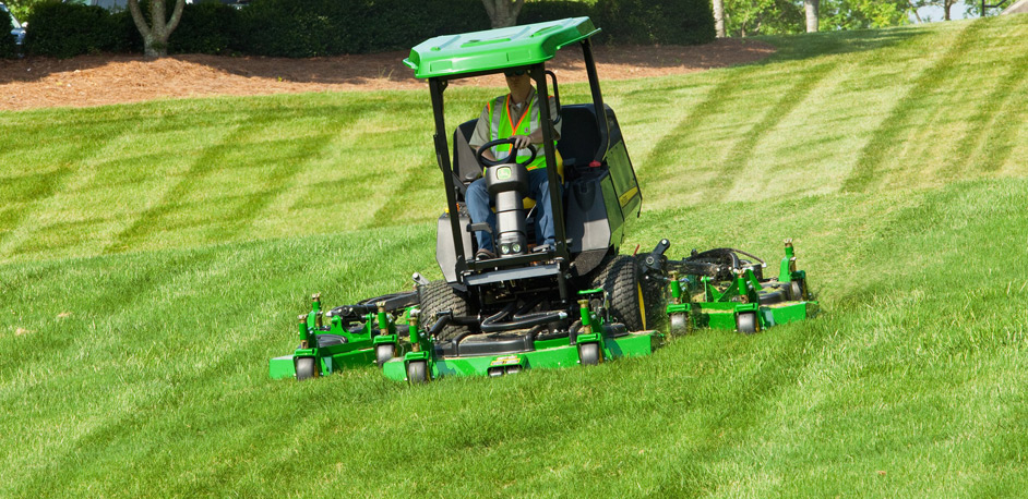 The John Deere 1445 Mower Quality Results In A Timely