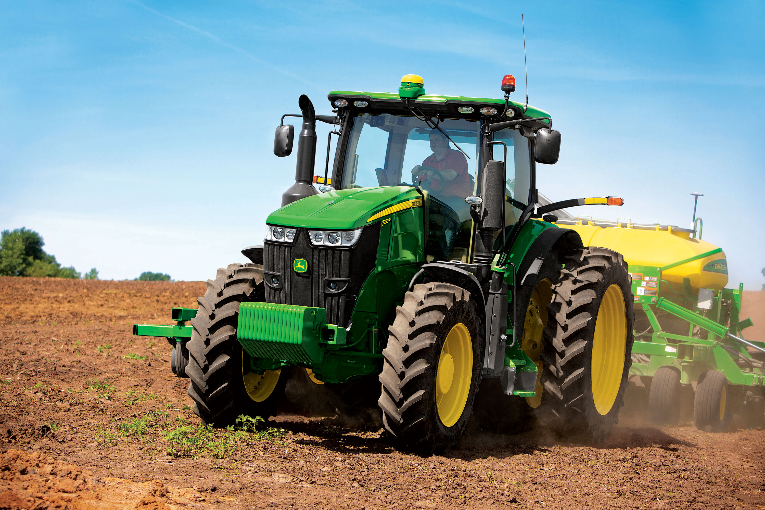 New John Deere 7R Series