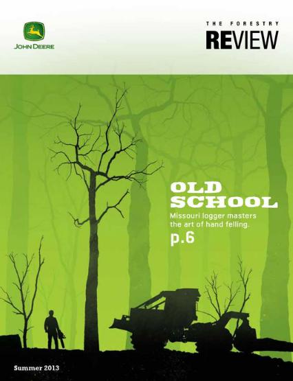 John Deere Forestry Review