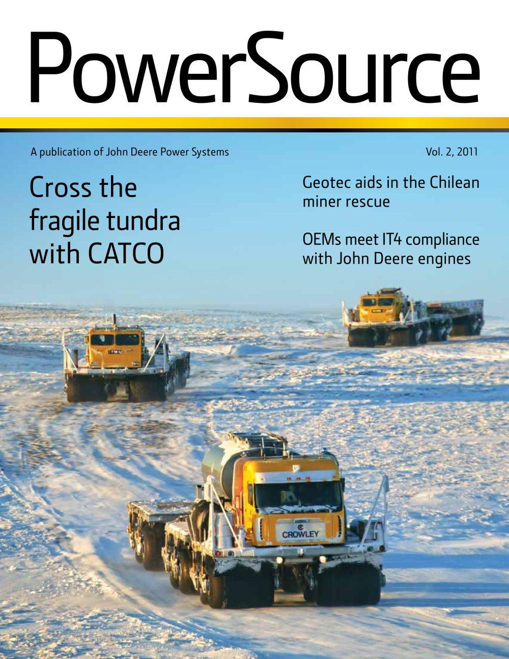 John Deere Industrial PowerSource