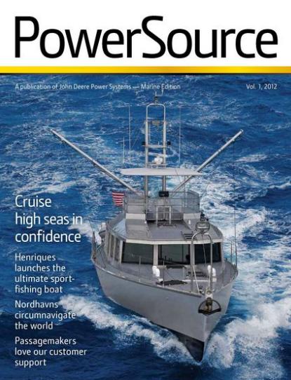 John Deere Marine Recreational PowerSource