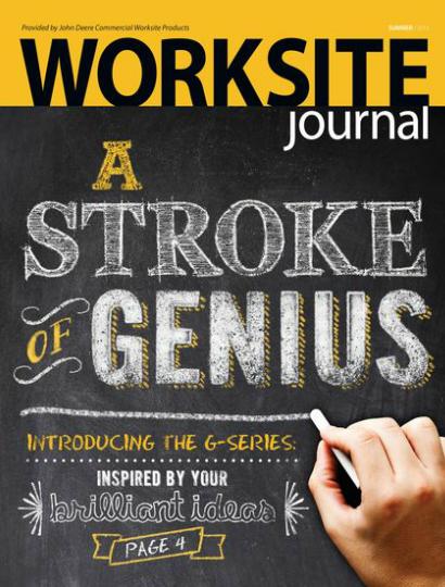 John Deere Worksite Journal