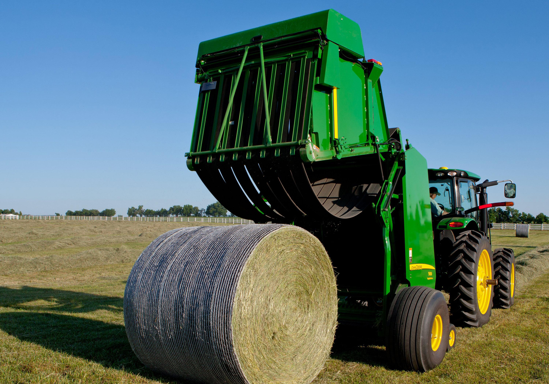 John Deere Agricultural Technology Timeline: A Look Back on Recent ...