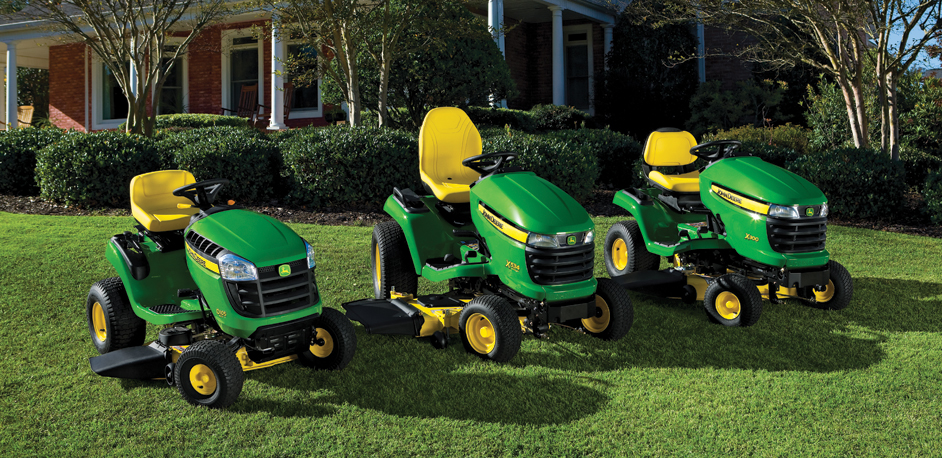 Garden Tractor Without Mower Deck : John deere lawn tractor parts to keep your machine