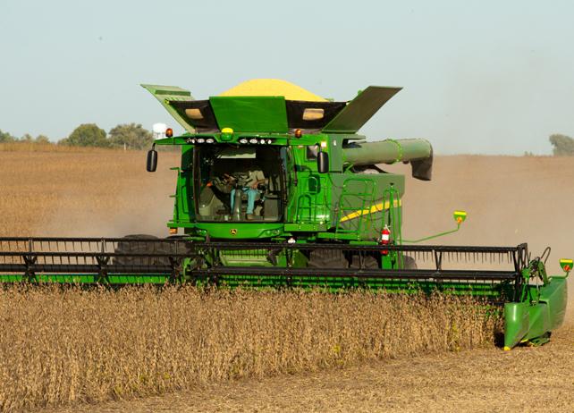 Combine Full Grain Bin