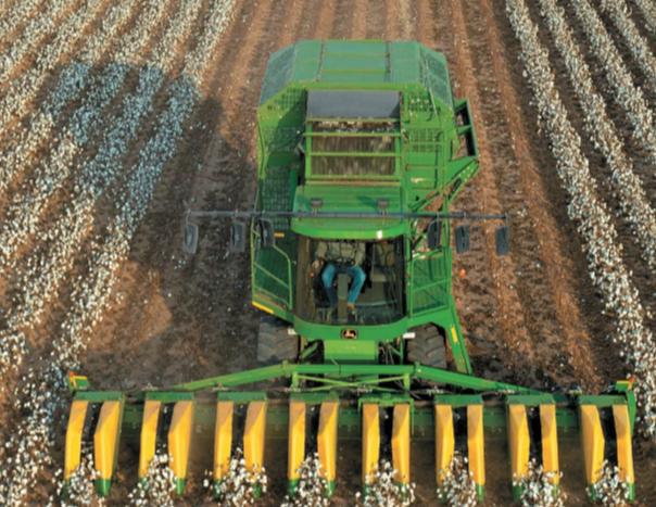 Cotton Harvesting Product Catalog on Engine Control Module