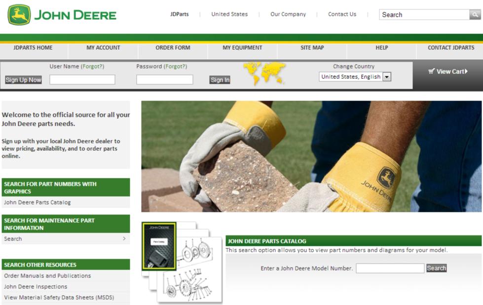 John Deere Parts Catalog >> How To Use The John Deere Parts Catalog To Keep Your Machine