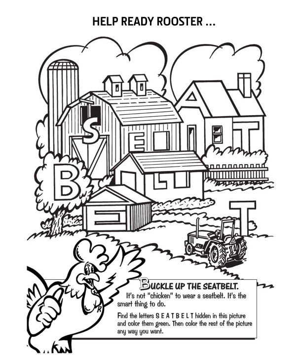 John Deere Coloring Book Pages