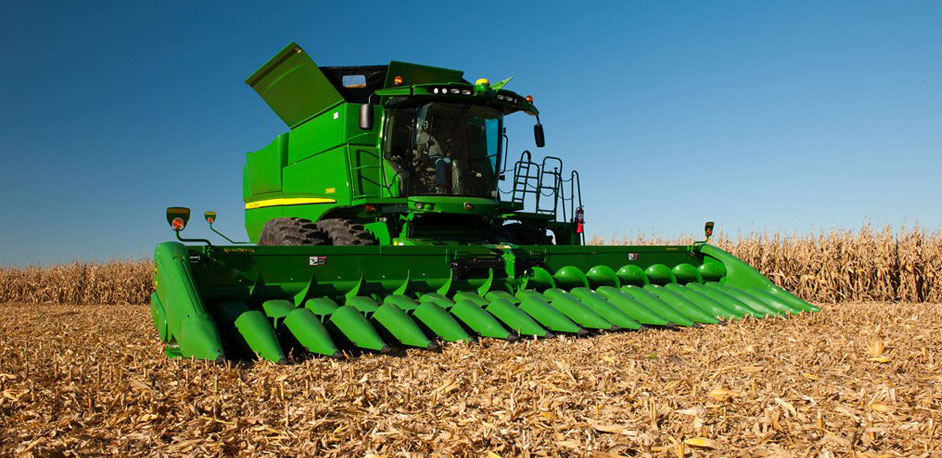 Image Gallery: 20 Corn and Cotton Fall Harvest Pictures