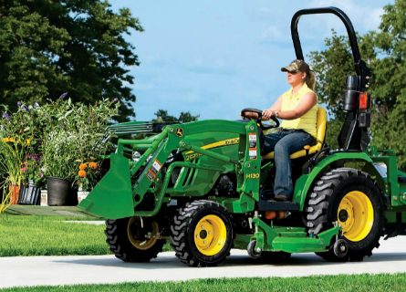 Ride On Mower >> 5 John Deere Tractors We're Thankful For This Holiday Season
