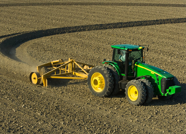 Image Gallery: 25 Photos of John Deere Precision Agriculture at Work