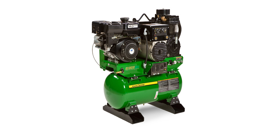 John Deere Air Compressor >> Showing Your Loyalty with 15 John Deere Home and Workshop ...