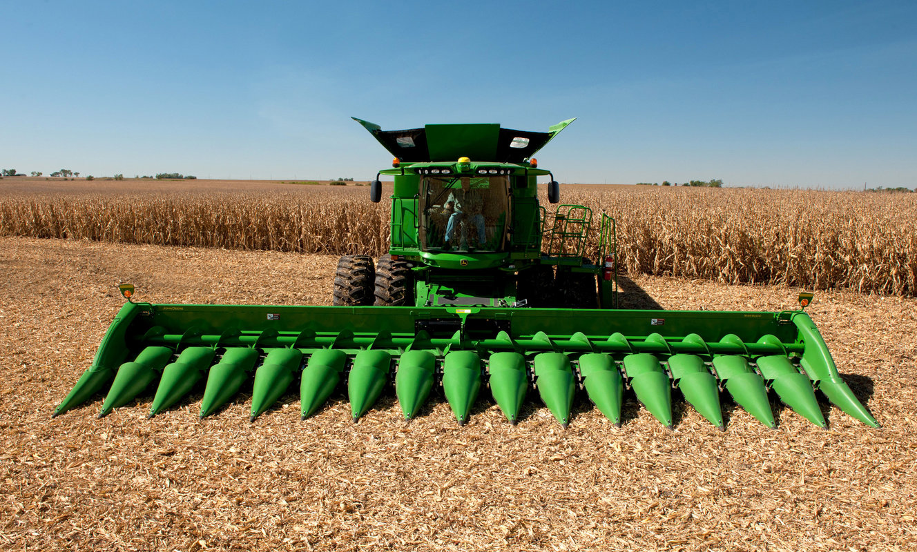 5 combine maintenance tips for a strong finish to the harvest
