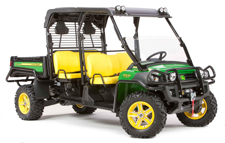 John Deere 825i S4 Gator