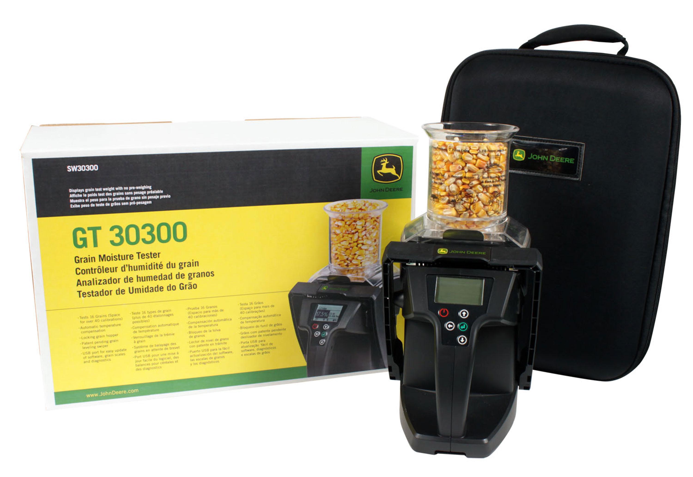 John Deere Grain Moisture Tester