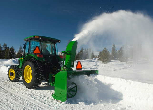 John Deere SB13 Series 3-Point Snowblowers