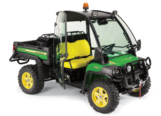 John Deere Glass Door Kit