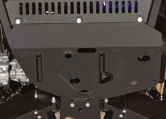 Gator Skid Plate Extension Panel