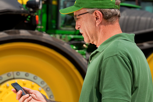 Dow AgroSciences plans to leverage the MyJohnDeere platform for delivery of data and customized prescriptions to farmers